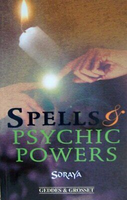 Spells and Psychic Powers by Soraya Paperback Book The Cheap Fast Free Post