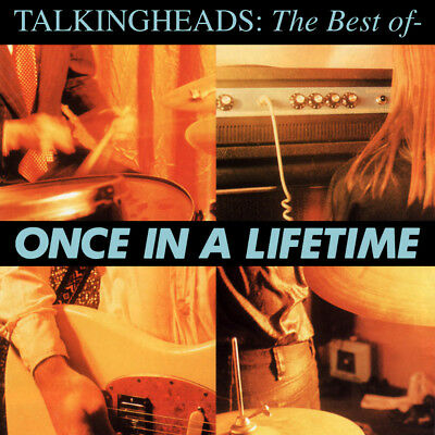 Talking Heads - Once In A Lifetime : The Best Of Cd ~ Greatest Hits *New*