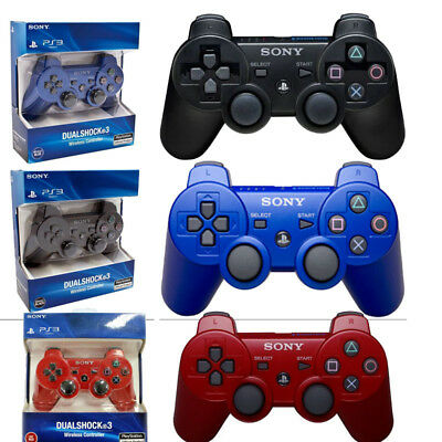 Dualshock Wireless Bluetooth Controller PS3 For Sony Playstation 3 SIXAXIS 6