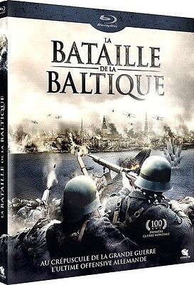 Blu Ray  //  LA BATAILLE DE LA BALTIQUE  //  NEUF cellophané