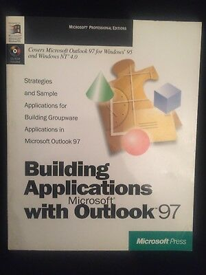 Building Applications with Microsoft Outlook 97