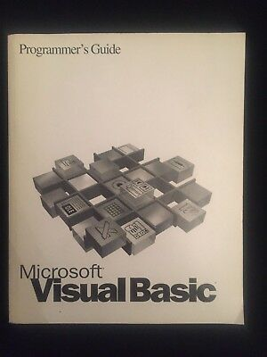 Microsoft Visual Basic Programmers Guide