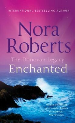NEW Enchanted By Nora Roberts Paperback Free Shipping