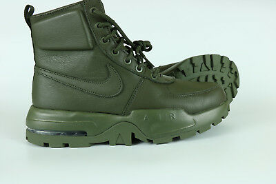 NEW NIKE AIR MAX GOATERRA 2.0 BOOTS Waterproof Leather 916816 300 SIZE 8 Men's