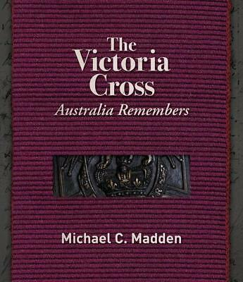 NEW The Victoria Cross By Michael Madden Hardcover Free Shipping