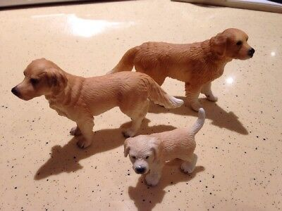 Schleich Adult And Puppy Dalmatian Dogs