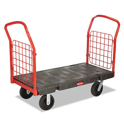 "Rubbermaid Commercial Heavy-Duty Platform Truck Cart, 1200lb Capacity, 24"" x 48"""