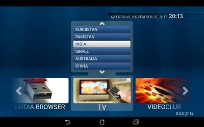 IPTV Subscription 99.9% stable with 99.9% uptime