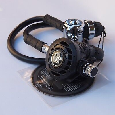 Apeks Regulator - DS4 & Fully Adjustable 2nd stage - Nitrox & COLD water rated