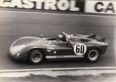 Alfa Romeo 33, Driven By Piers Courage, Brand Hatch 12/4/70, Photograph.