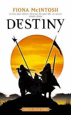 Destiny by Fiona McIntosh (Paperback) NEW Book