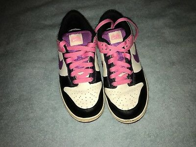 online store c7ab0 c6ba4 Nike Dunk Low 6.0 Womens Size Us 6 M Skate Sneakers 314141 Shoes