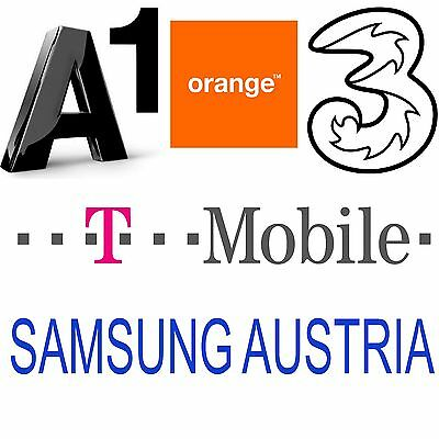Samsung Galaxy S9 S9 Plus Note 8 S8 Unlock Code Austria T-Mobile A1 Hutchinson