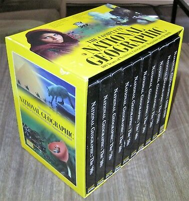 National Geographic magazines (on cd)  1888 - 1997