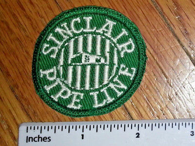 Sinclair Oil Pipeline Sew-on Patch 40's 50's? [NOS]