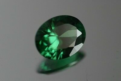 Clearance SALE (3pcs)~Oval Emerald   CZ SIZE 5mm to 12 mm