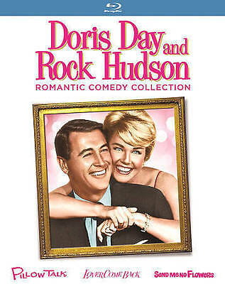 Doris Day and Rock Hudson Romantic Comedy Collection (Pillow Talk / Lover Come B