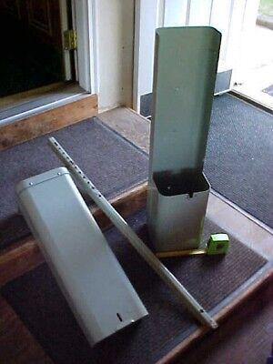 1) Champion, TV88 Ext., CATV CLOSURE WITH MOUNTING STAKE. **Cheap**