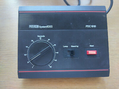 Paterson System 1000 PDC1010 Enlarger Timer PDC 1010