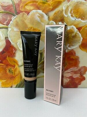 1 or 2 Mary Kay CC Cream Complexion Corrector, CHOOSE YOUR SHADE