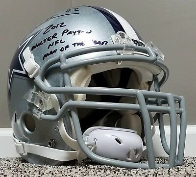JASON WITTEN Autographed GAME ISSUED Style AUTHENTIC DALLAS COWBOYS Helmet  NFL dd037195d