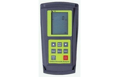 TPI 708 Combustion Efficiency Analyzer with Flue Probe