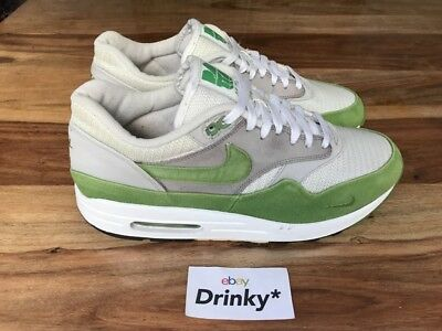 buy online 356fa 6663a Nike air max 1 PATTA CHLOROPHYLL Green 11US Parra Amsterdam 97 Sean  Wotherspoon