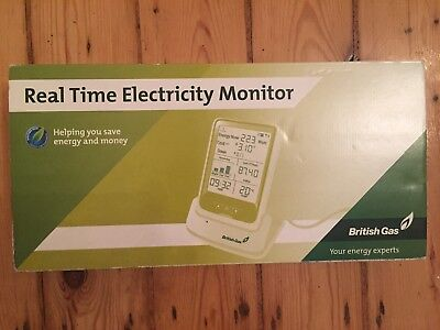 British gas real time electricity monitor