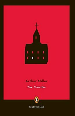 The Crucible: A Play in Four Acts (Penguin Plays) by Miller, Arthur Book The