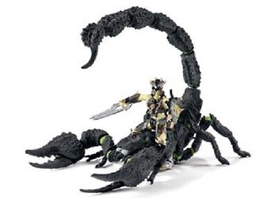 Schleich World Of Knights Eldrador Model 70124 - Scorpion Rider