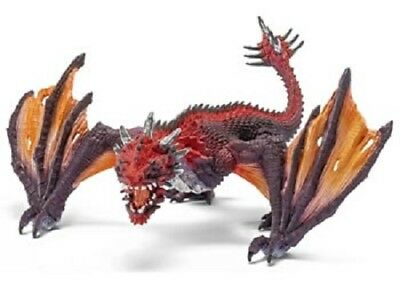 Schleich World Of Knights Eldrador Model 70509 Dragon Fighter