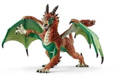 Schleich World Of Knights Eldrador Model 70560 Dragon Poacher