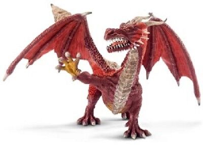 Schleich World Of Knights Eldrador Model 70512 Dragon Warrior