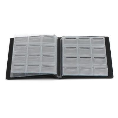 Durable Collection book for Coin Album of Pieces Portable Storage Pouch of Coins