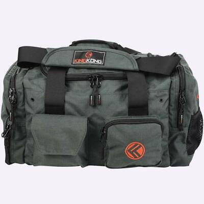 New King Kong Duffle Bag - Junior - Charcoal from The WOD Life