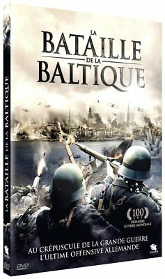 DVD + Fourreau : LA BATAILLE DE LA BALTIQUE ( Condor / Seven7 ) NEUF cellophané