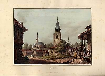 KASKERAT - Bulgaria-Bulgarien - R. Bowyer-Luigi Mayer, Aquatinta 1810