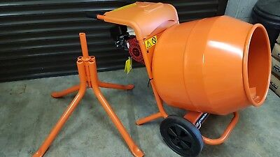 **BRAND NEW** belle minimix 150 honda petrol engine GX120 cement mixer