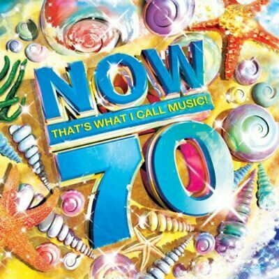 Various Artists - Now That's What I Call Music! 70 - Various Artists CD 8MVG The