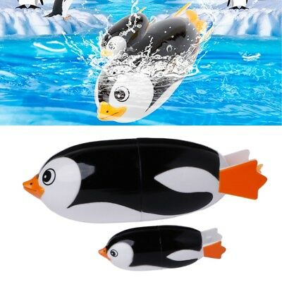 Electric Cartoon Penguin Animal Bath Toys Baby Swiming Toy Kids Educational Toy