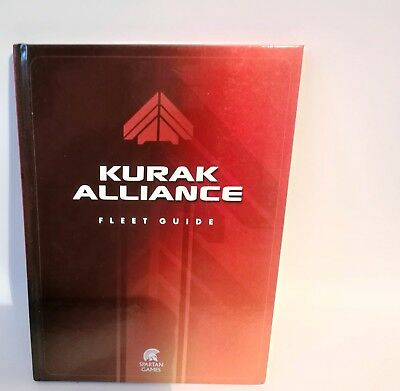 Firestorm Armada Kurak Alliance Rulebook Spartan Games english