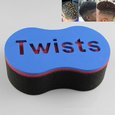 Hotsale Wave Barber Hair Brush Sponge for Dreads Afro Twist Curl Coil Magic Tool
