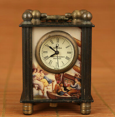 Europe to restore ancient ways copper can collect mechanical watch clock art