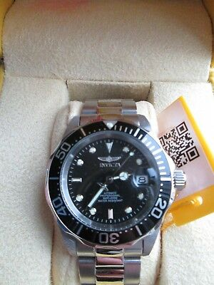 New In Box Invicta Automatic Divers Watch