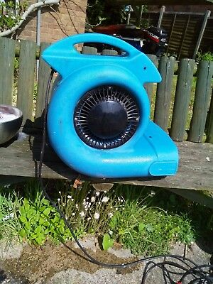 Sahara Dryer Blower  Air Mover Good Condition