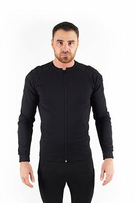 BowTex Elite Dyneema Shirt Black Motorcycle Shirt - Free Shipping
