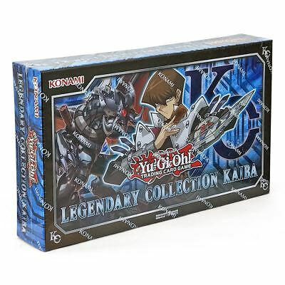 New Yu-Gi-Oh! Kaiba Legendary Collection Sealed Box Trading Card Game Official