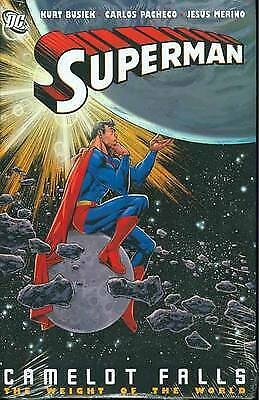 Superman Camelot Falls HC Vol 02 by Kurt Busiek (Hardback) New