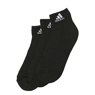 (TG. 39-42) adidas Performance3 PACK - Calze sportive - NUOVO