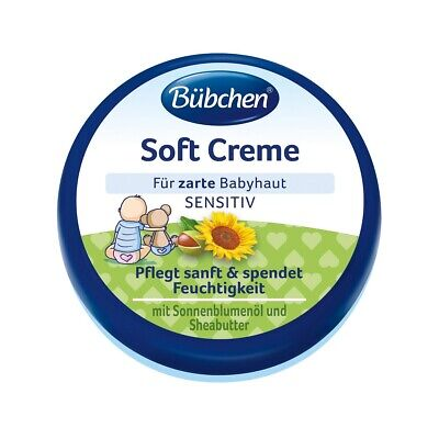 Bubchen Sensitive Soft Cream Travel Size 20ml 0.67 fl oz